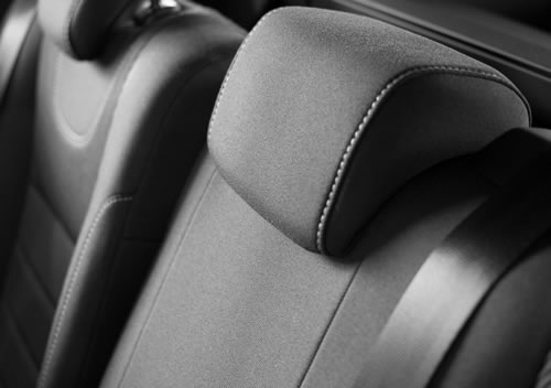 Head Rest Covers - Automotive