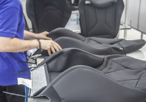 Seat Covers - Automotive